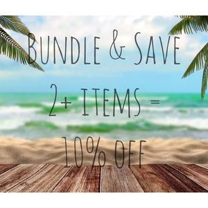 Other - Bundle and Save !!!!